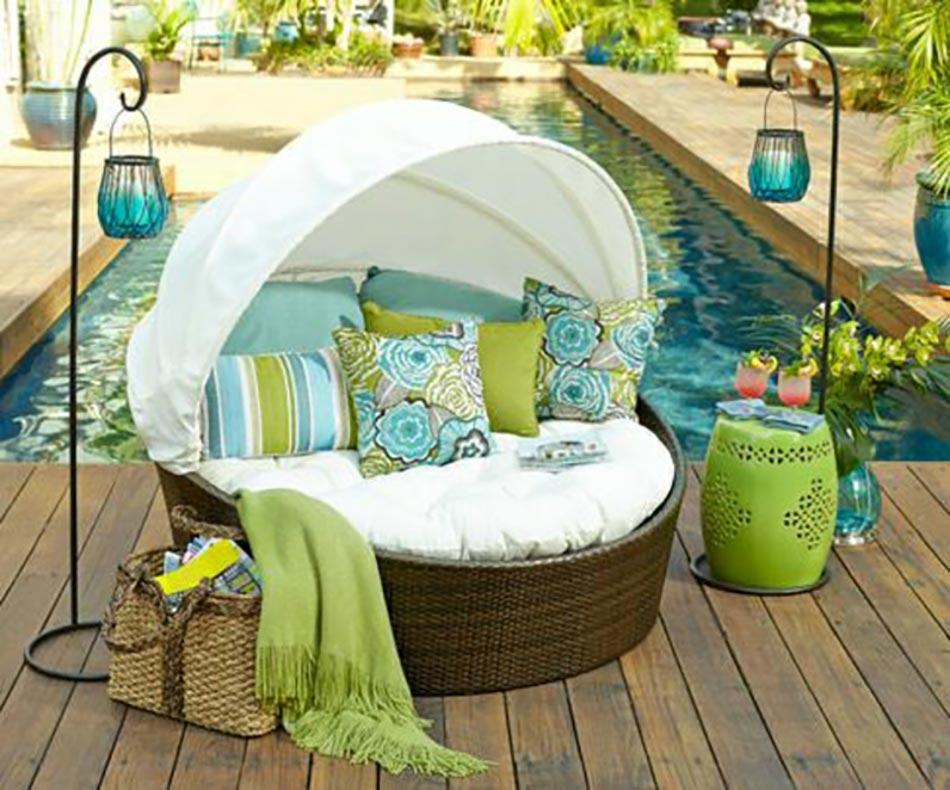 Salon de jardin pour enjoliver nos espaces outdoor ...