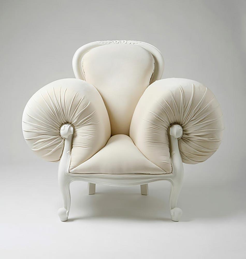 Le mobilier au design d jant et loufoque de lila jang for Mobilier design