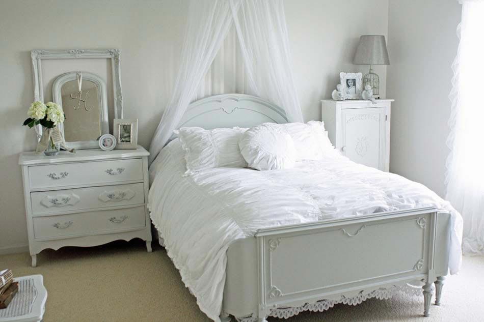 la toile moustiquaire sinscrit dans nimporte quel design et dco de chambre - Chambre Orientale Blanche