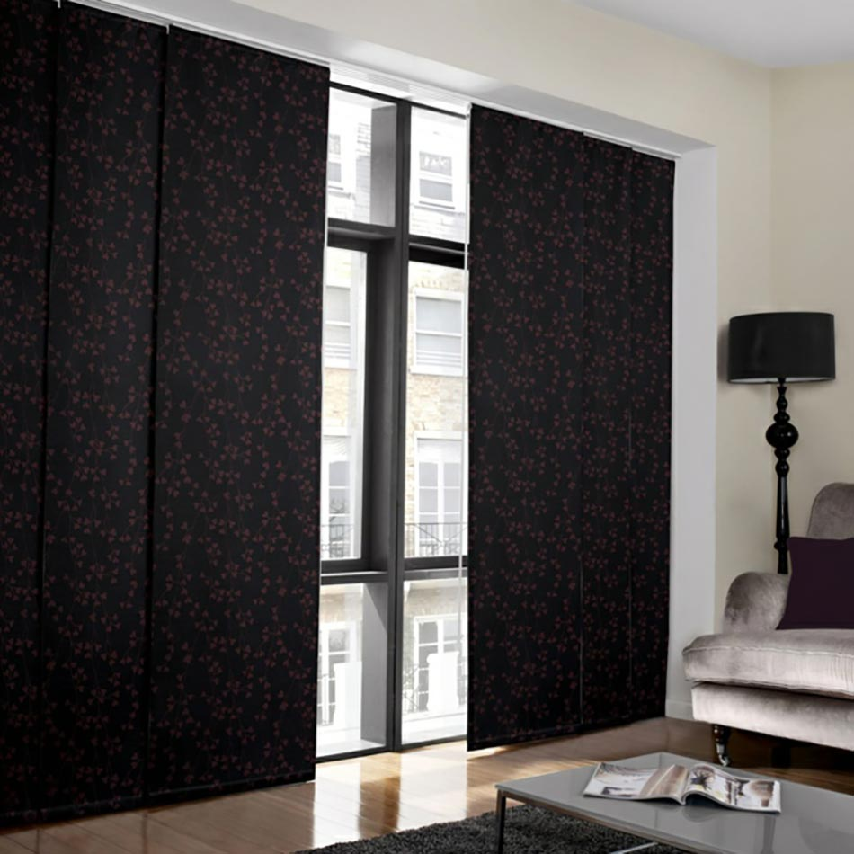 panneaux japonais pour une ambiance d int rieur unique. Black Bedroom Furniture Sets. Home Design Ideas