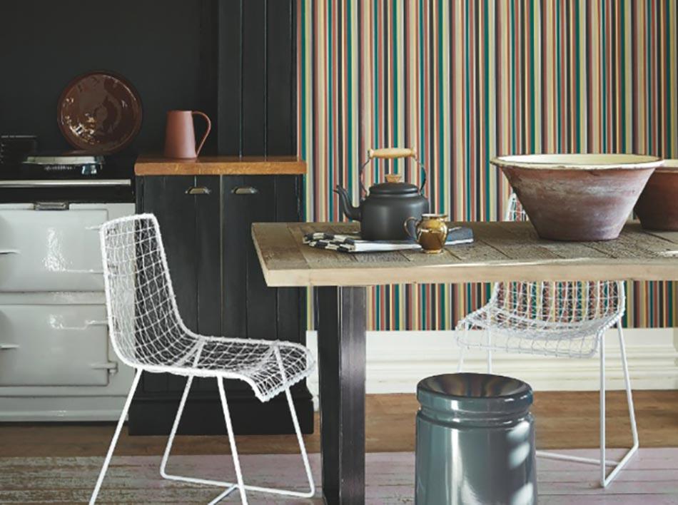 d co maison l aide des rayures ind modables design feria. Black Bedroom Furniture Sets. Home Design Ideas