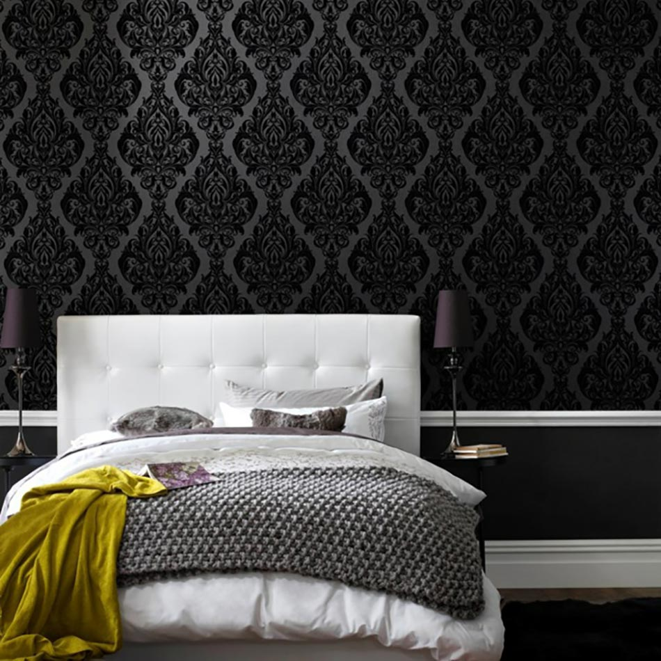 papier peint tendance decoration home 2016. Black Bedroom Furniture Sets. Home Design Ideas