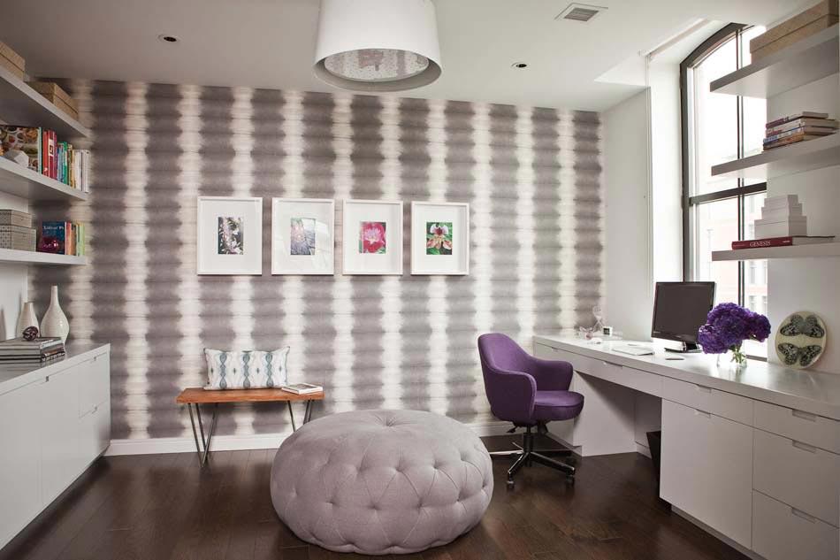 Exemples d aménagement bureau au design élégant et moderne