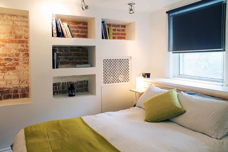 Am nager une petite chambre d amis la maison design feria for Amenager une petite chambre pour deux filles