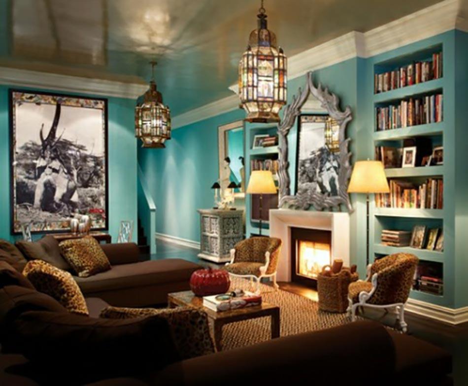 15 id es d co pour refaire un plafond design feria. Black Bedroom Furniture Sets. Home Design Ideas
