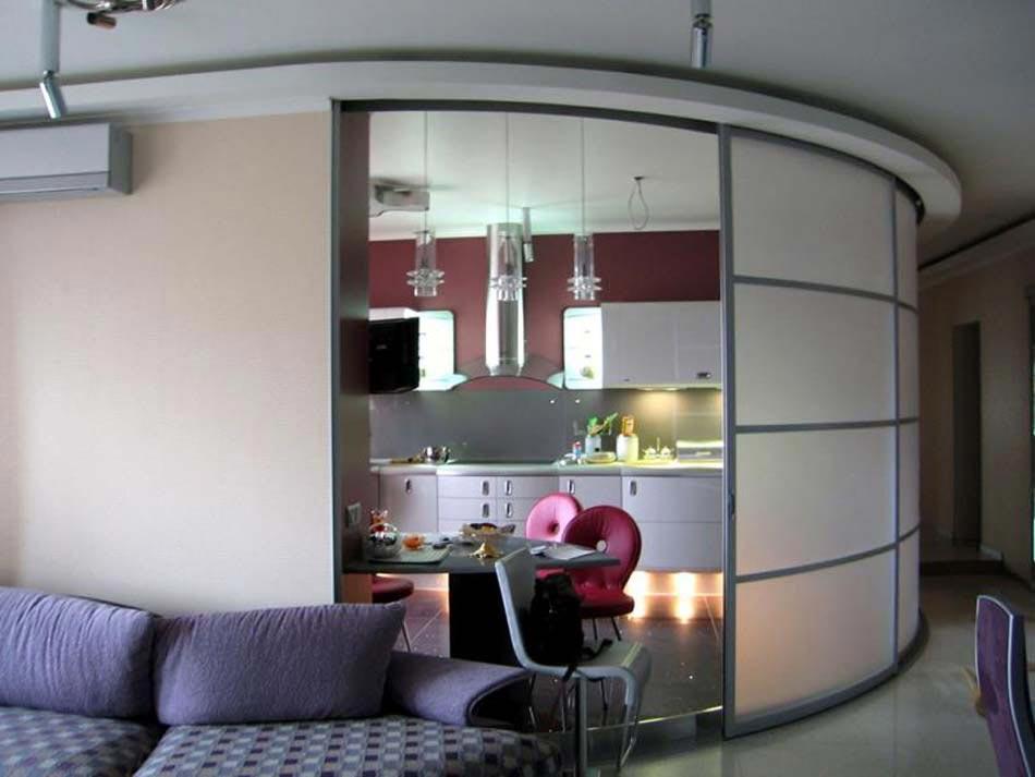 Porte int rieure vitr e et sa place dans le design - Demi porte interieure ...
