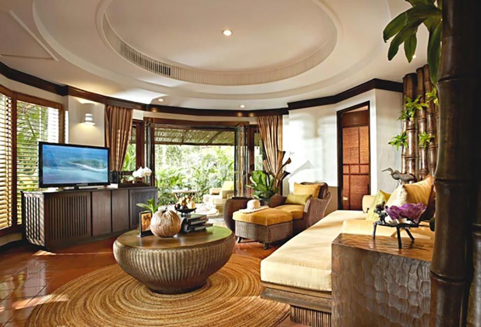 15 h tels d exception d couvrir for Design hotel krabi