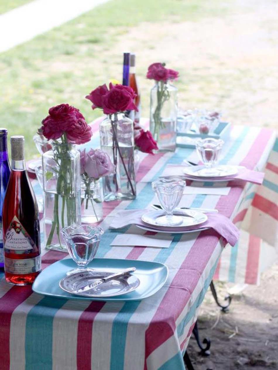 une d co table attrayante une des conditions obligatoires pour un repas r ussi design feria. Black Bedroom Furniture Sets. Home Design Ideas