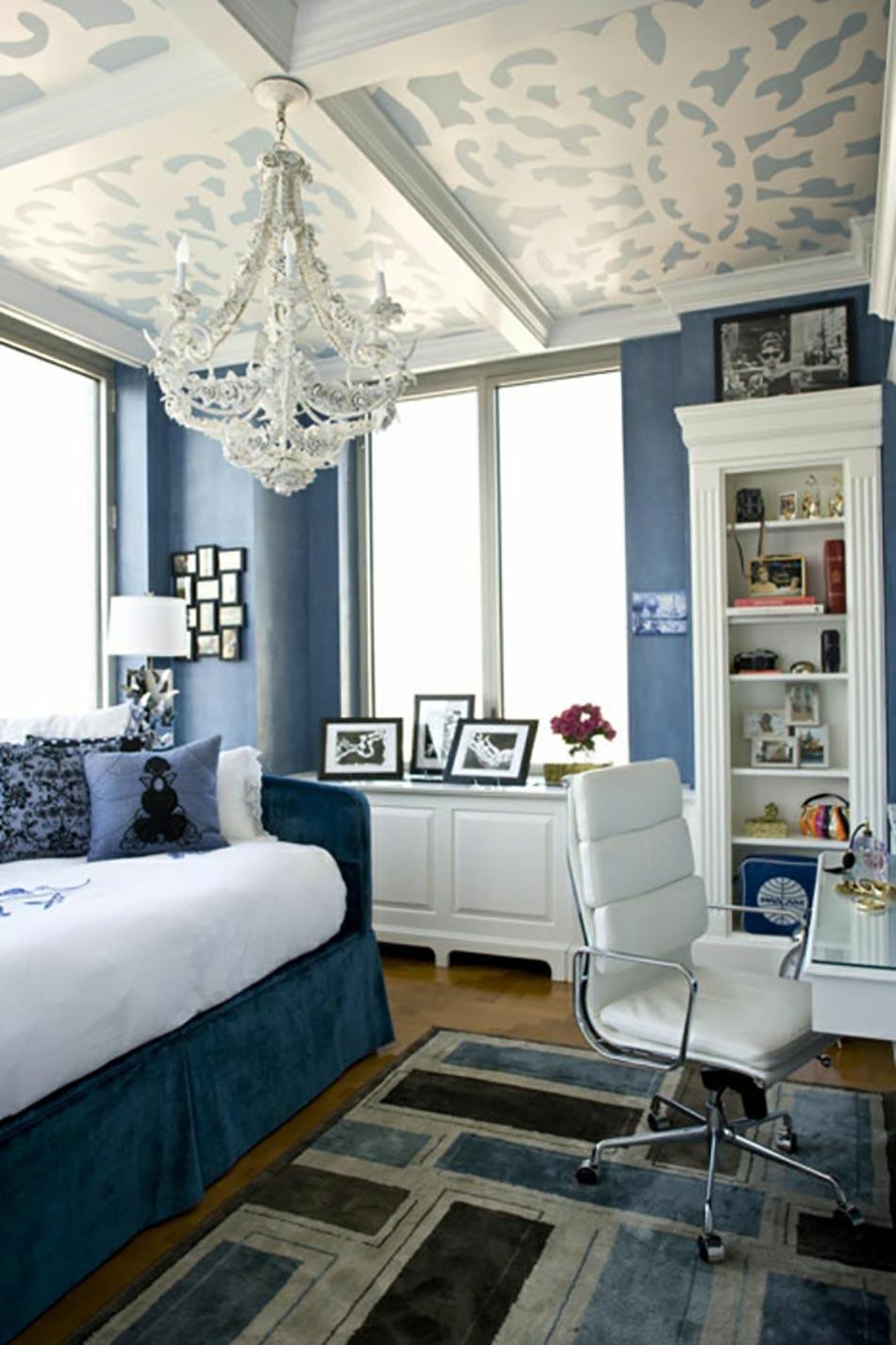 15 id es d co pour refaire un plafond design feria - Refaire un plafond abime ...
