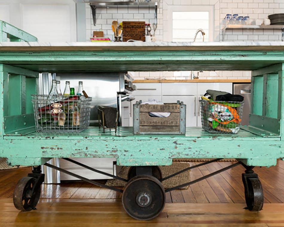 R novation d une cuisine photos avant apr s l appui design feria - Cuisine amenagee originale ...
