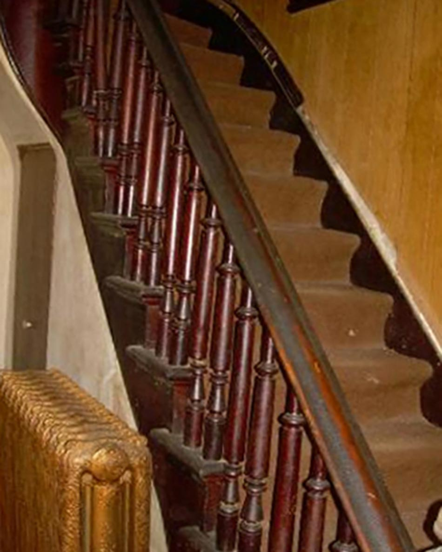 Travaux de r novation de a z d une ancienne maison for Renovation escalier interieur