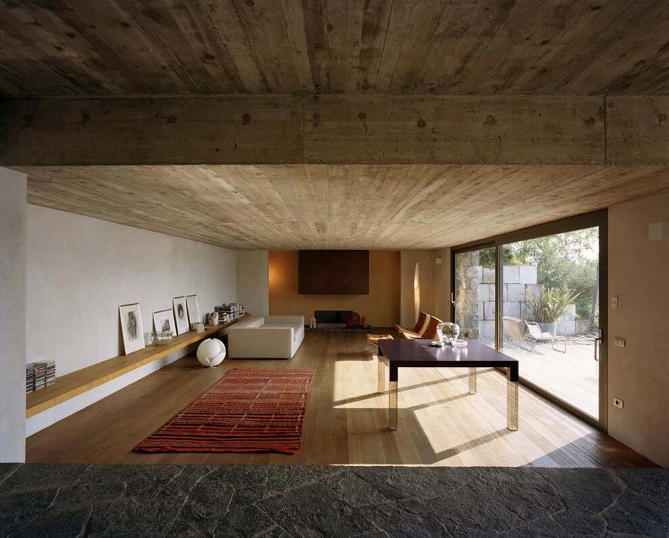 Belle demeure italienne au caract re clectique et cr atif - Residence de vacances gedney architecte ...