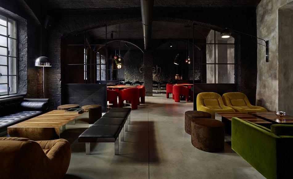 12 images illustrant le restaurant design qui ravit la