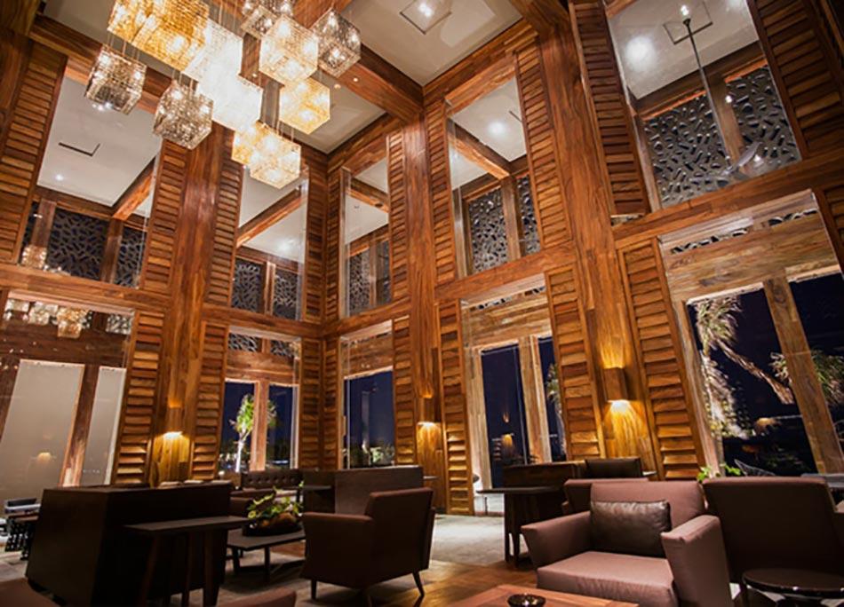 Vacances Au Mexique Séjour Exotique. Bar Restaurant De Nizuc Resort à Cancun