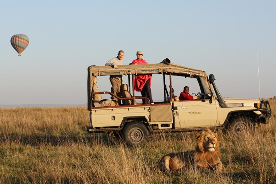 Savane Safari Kenya De Luxe