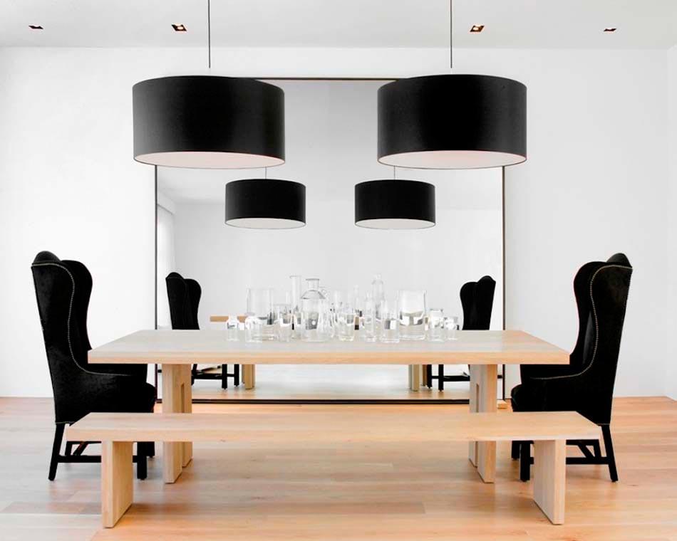Chaises de salle manger en velours une invitation for Salle a manger et salon design