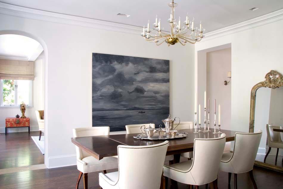 Chandelier design un accessoire ind modable plein de for Table salle a manger qui ne prend pas de place