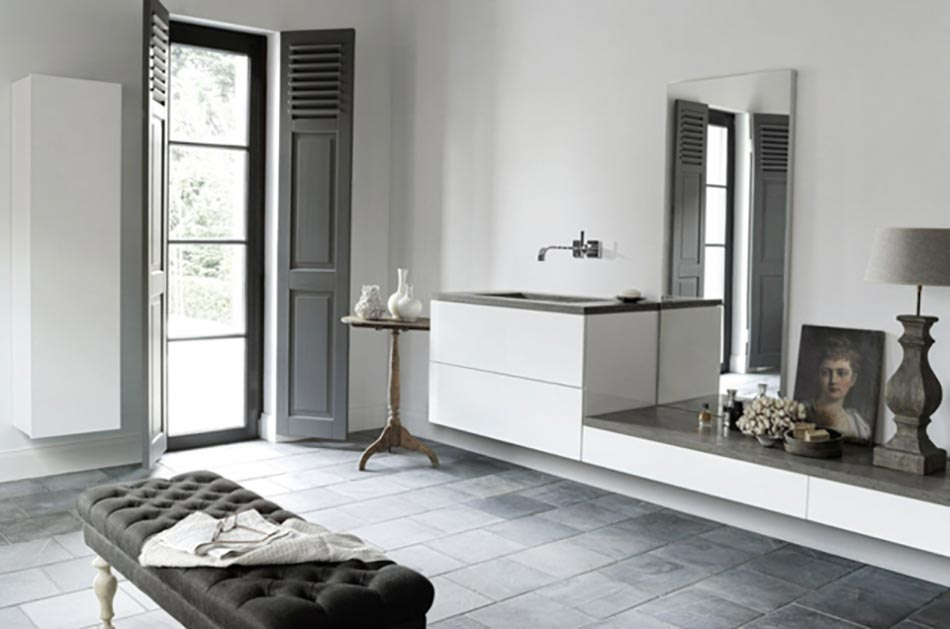 Am nagement salle de bain version luxe design feria for Salle de bain luxe design