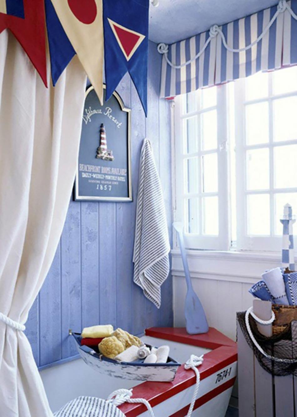 salle de bain enfant la d coration cr ative design feria. Black Bedroom Furniture Sets. Home Design Ideas
