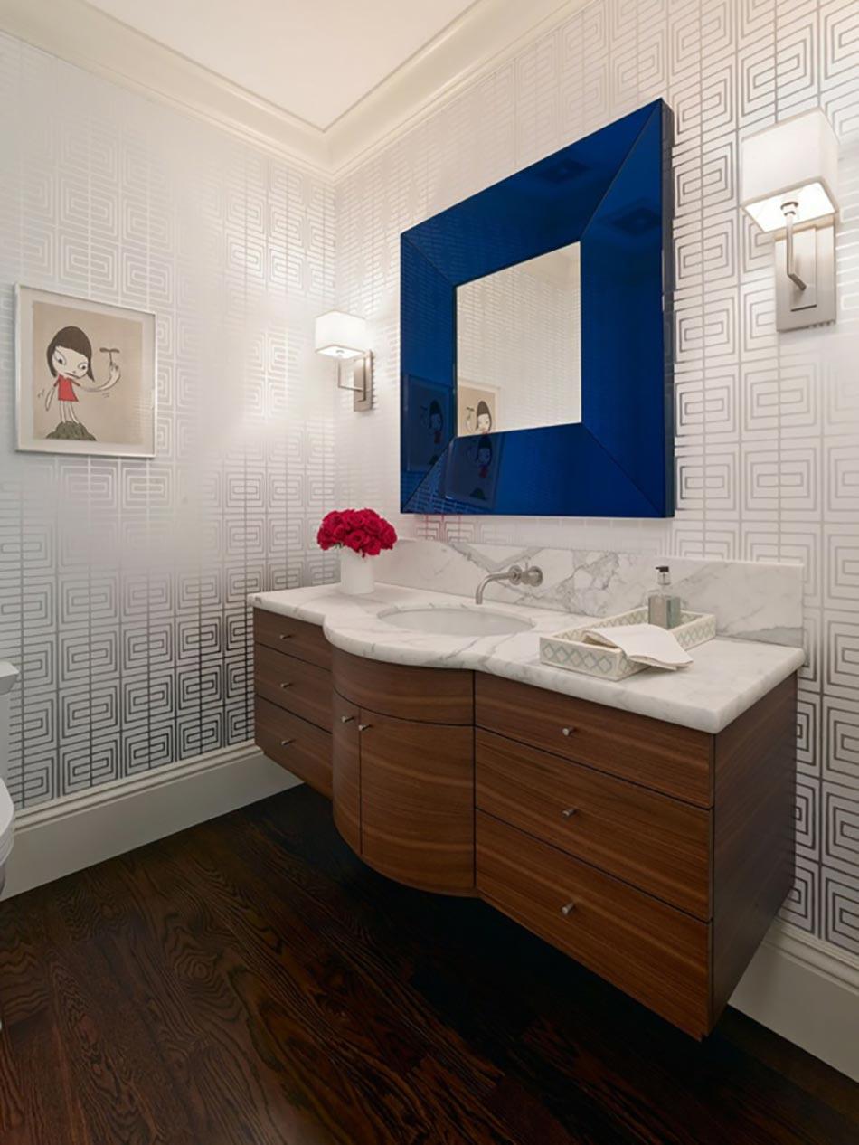 salle de bain design miroir interessant Résultat Supérieur 16 Impressionnant Miroir De Salle De Bain Design Galerie 2017 Hzt6