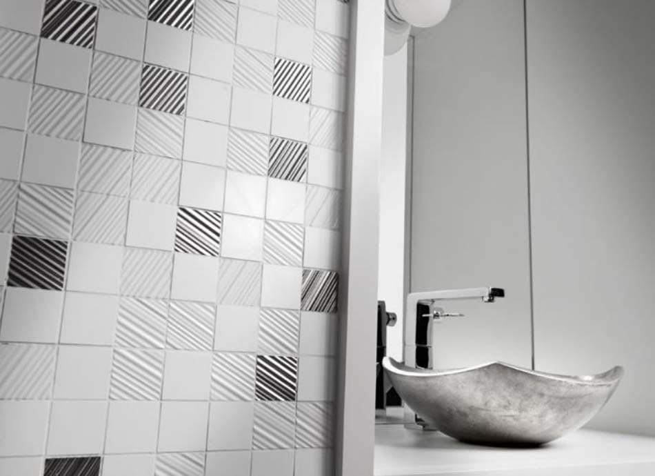 Salle de bain contemporaine l allure l gante et zen par for Faience salle de bain contemporaine