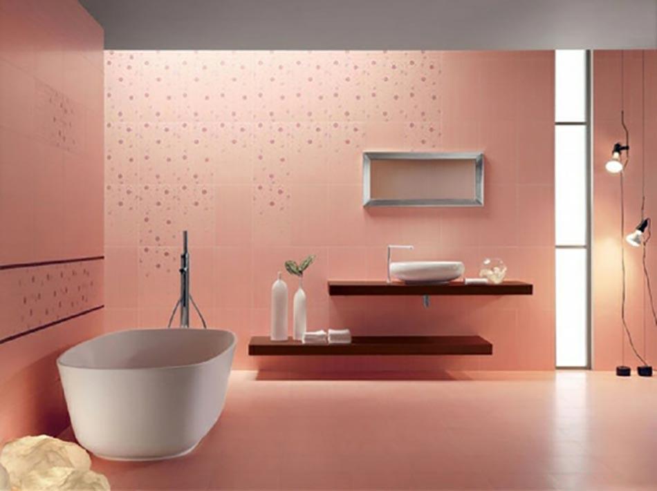 Salle de bain moderne pour une matin e coquette design feria for Salle de bain fille