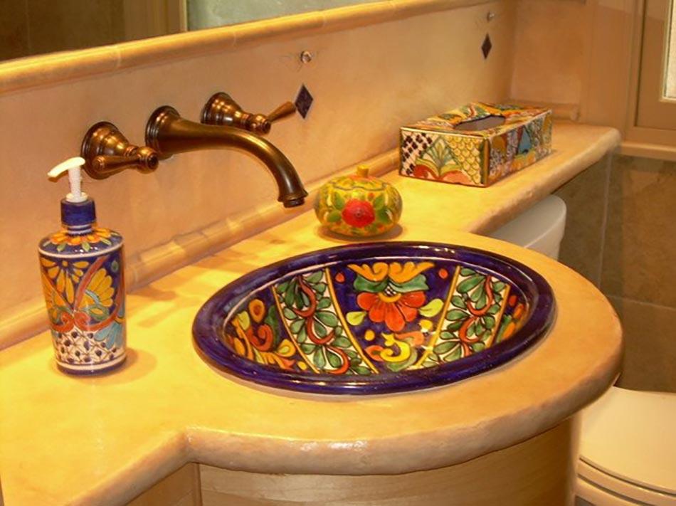 Vasque design ou l ameublement salle de bain original - Salle de bain rustique chic ...