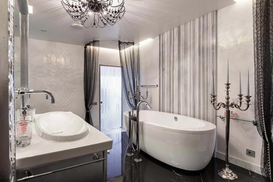 Bel Appartement Luxueux A Saint Petersbourg Au Design Elegant