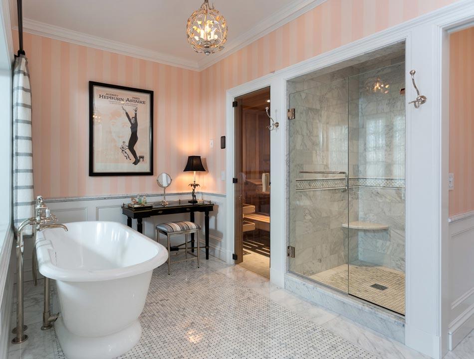 L affiche de film en tant qu accessoire d co tendance design feria - Film salle de bain ...