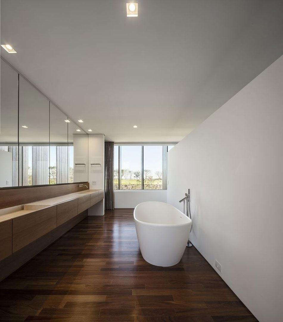 Résidence secondaire à l'architecture contemporaine et créative ...