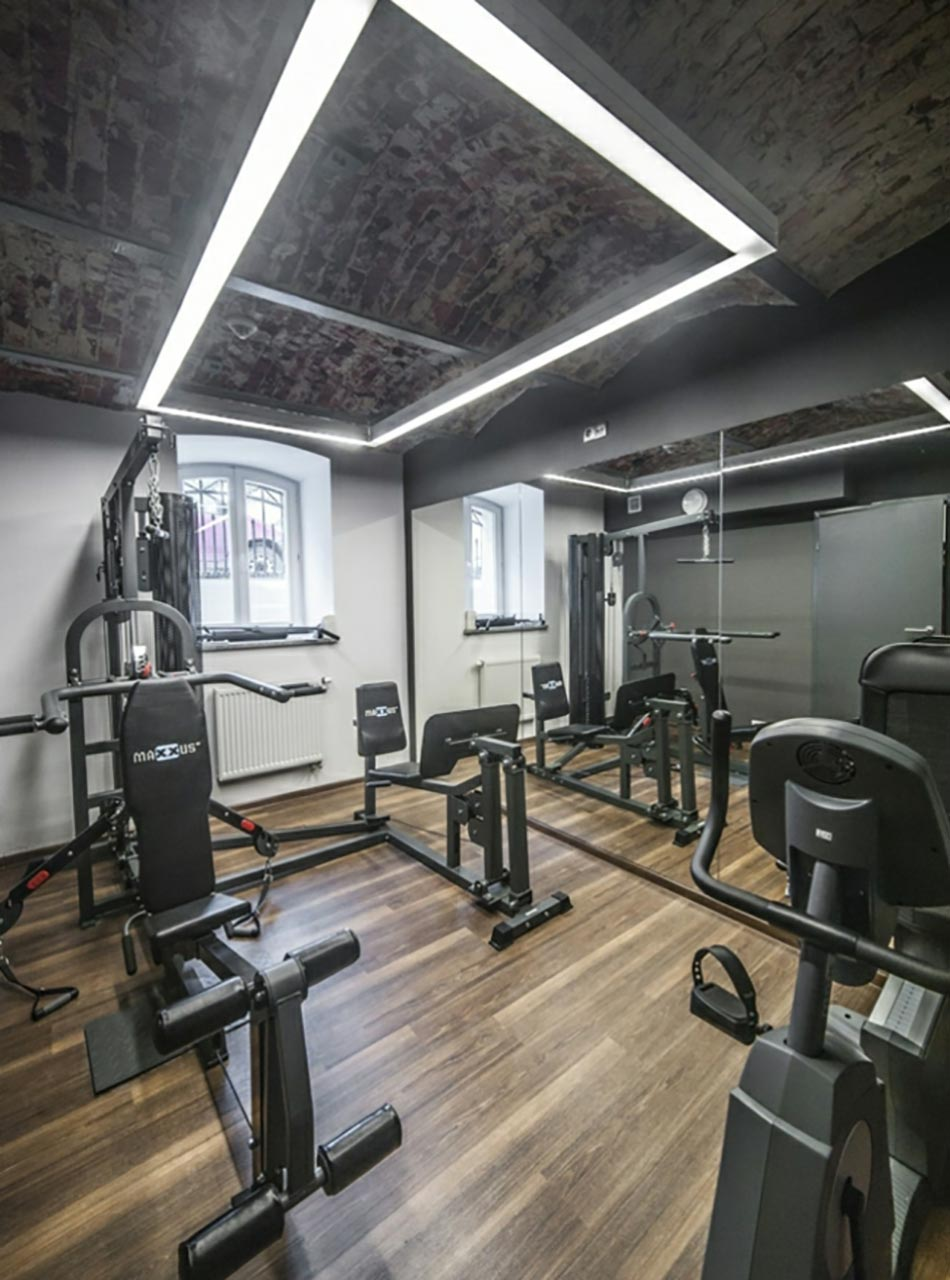 Salle De Sport Tobaco Design Hôtel