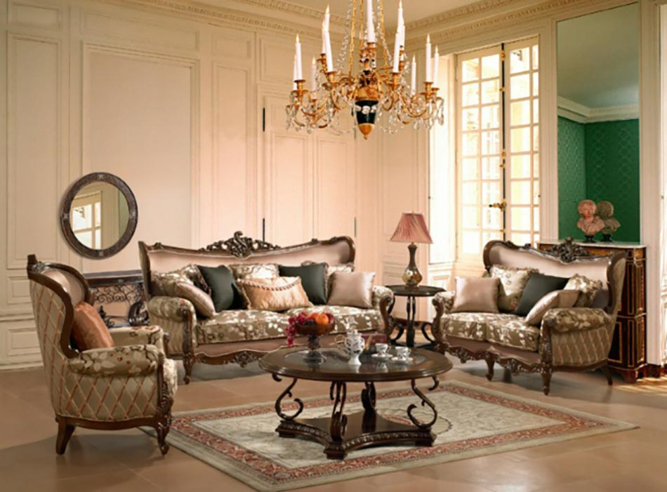 Awesome Salon Ancien Contemporary - Amazing House Design ...