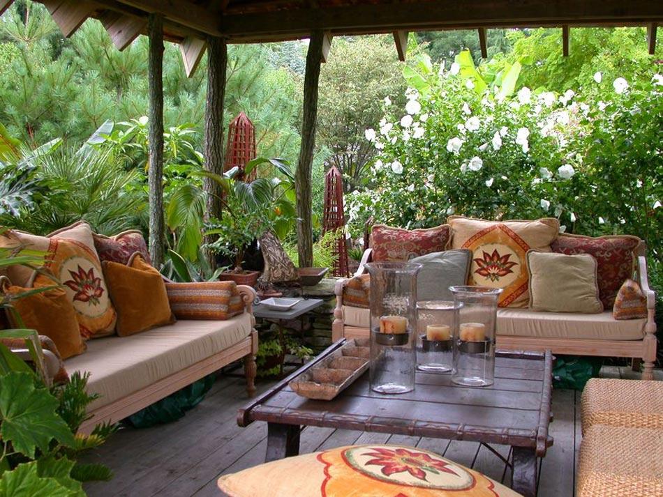 Salon de jardin coussin fushia - Coussin pour salon de jardin pas cher ...