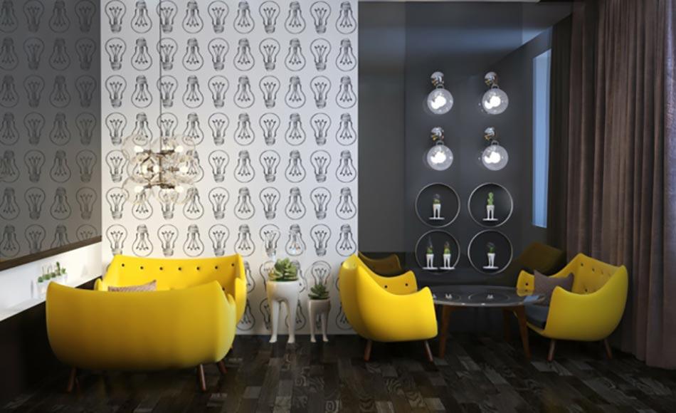 Design intérieur inspiré par des murs aux dessins créatifs | Design ...