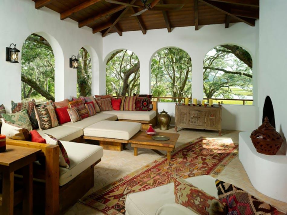 am nagement ext rieur pour recevoir en plein air design feria. Black Bedroom Furniture Sets. Home Design Ideas