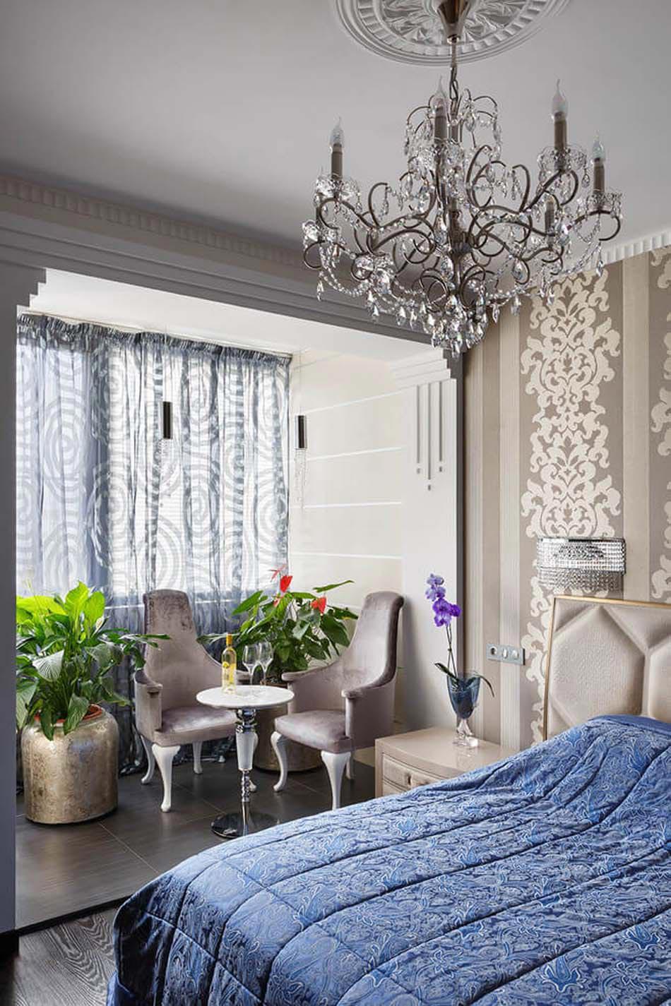 Bel appartement luxueux saint p tersbourg au design - Appartement decoration design glamour vuong ...