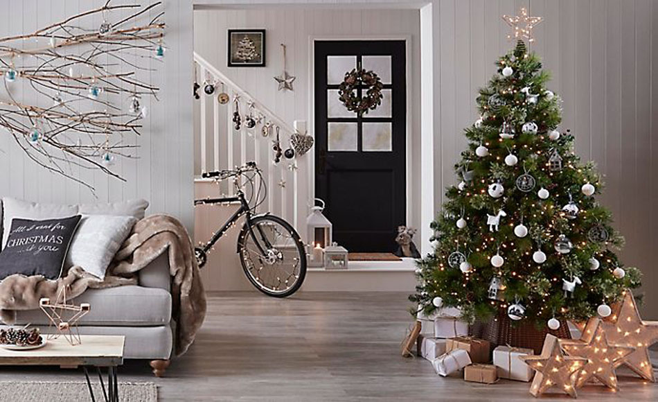 Decoration Interieur Chic Et Sobre Pour Noel