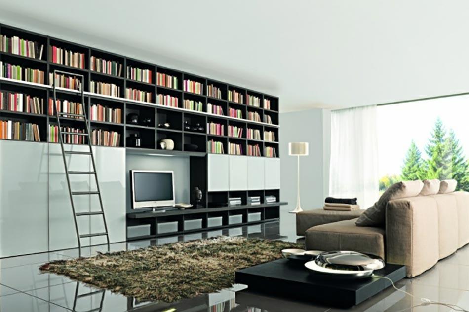 Séjour à Lu0027ambiance Moderne Et Design Italien
