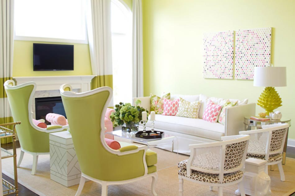 Pretty Bright Small Kitchen Color For Apartment Le Jaune Pour Une D Coration Int Rieure Joyeuse Design Feria