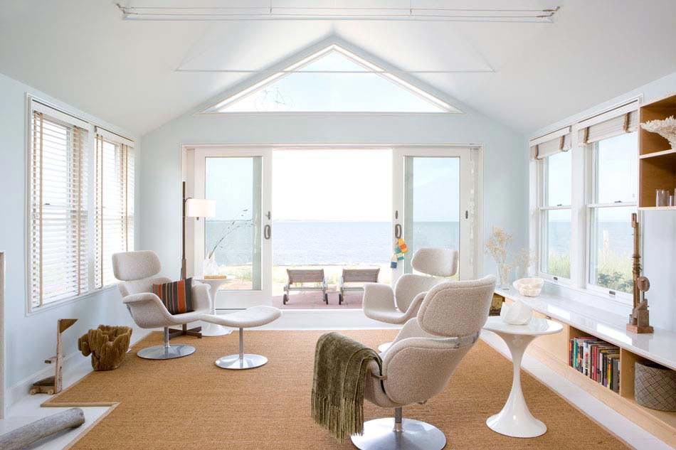 id es d co estivale de style marin pour une maison de vacances agr able familiale design feria. Black Bedroom Furniture Sets. Home Design Ideas