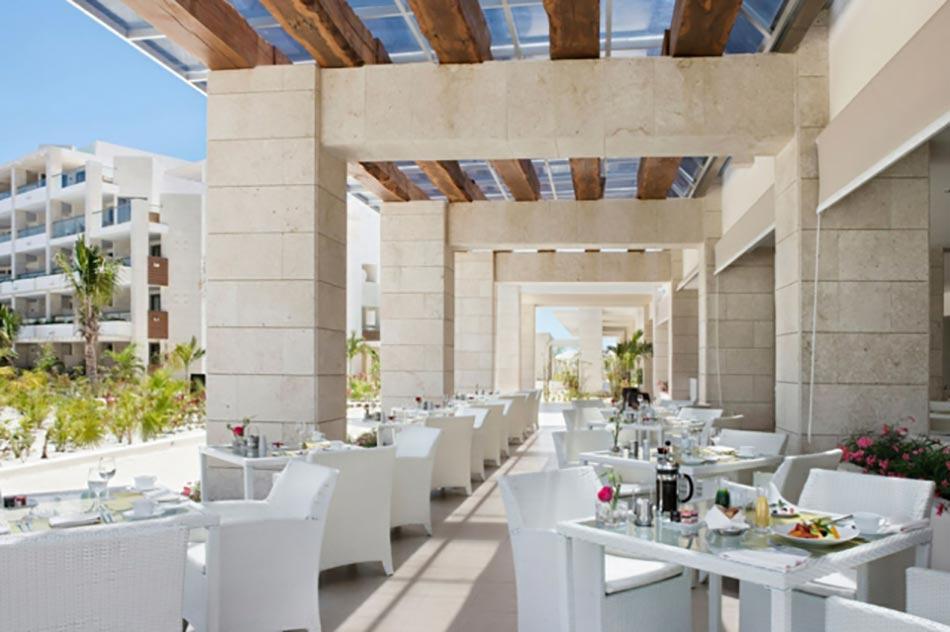 Terrasse Splendide Pour Un Séjour Mexique Exotique