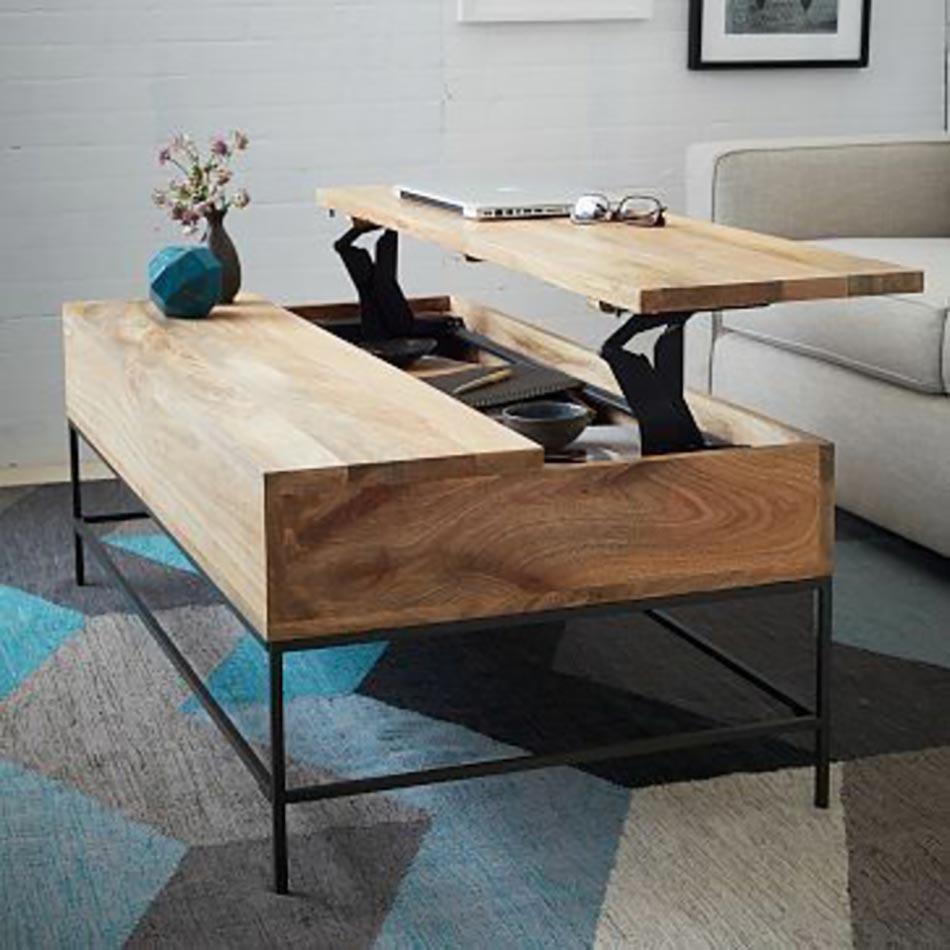 table basse design original pour un salon moderne - Table Salon Moderne Design