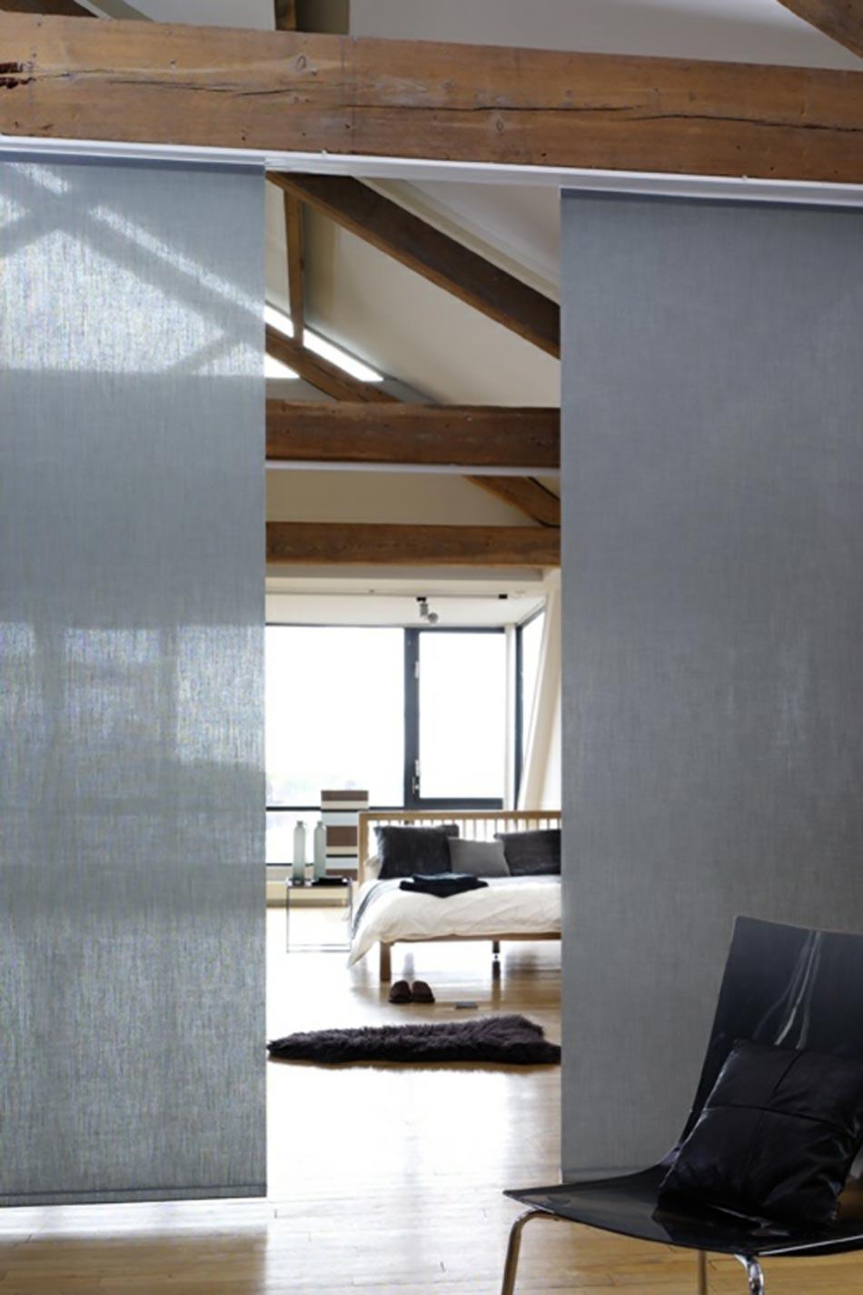 Panneaux japonais pour une ambiance d int rieur unique - Paneles japoneses para separar ambientes ...