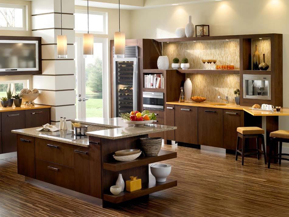 sol de cuisine un choix pratique et esth tique moderne. Black Bedroom Furniture Sets. Home Design Ideas