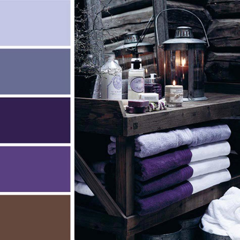 Palettes de couleurs   l'aide précieuse pour harmoniser les ...