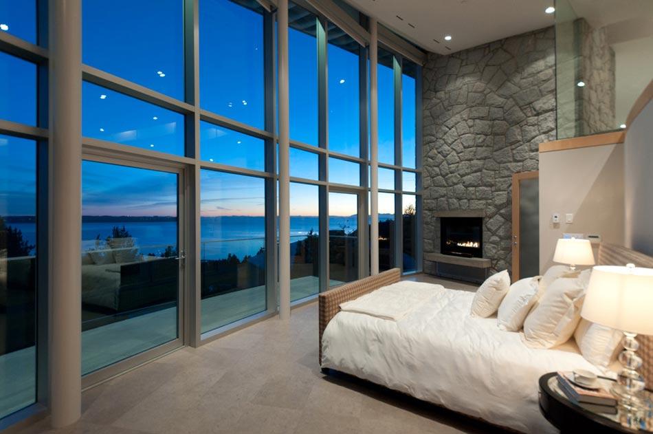 Chambre avec vue pour passer des nuits inoubliables   Design Feria