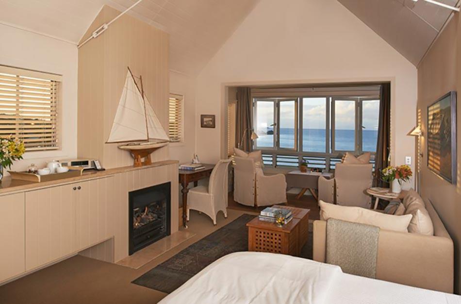 Id e romantique d escapade l h tel the boatshed en for Hotel design zelande
