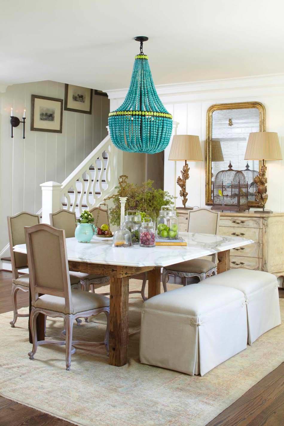 Le lustre design – la touche nécessaire pour une décoration ...