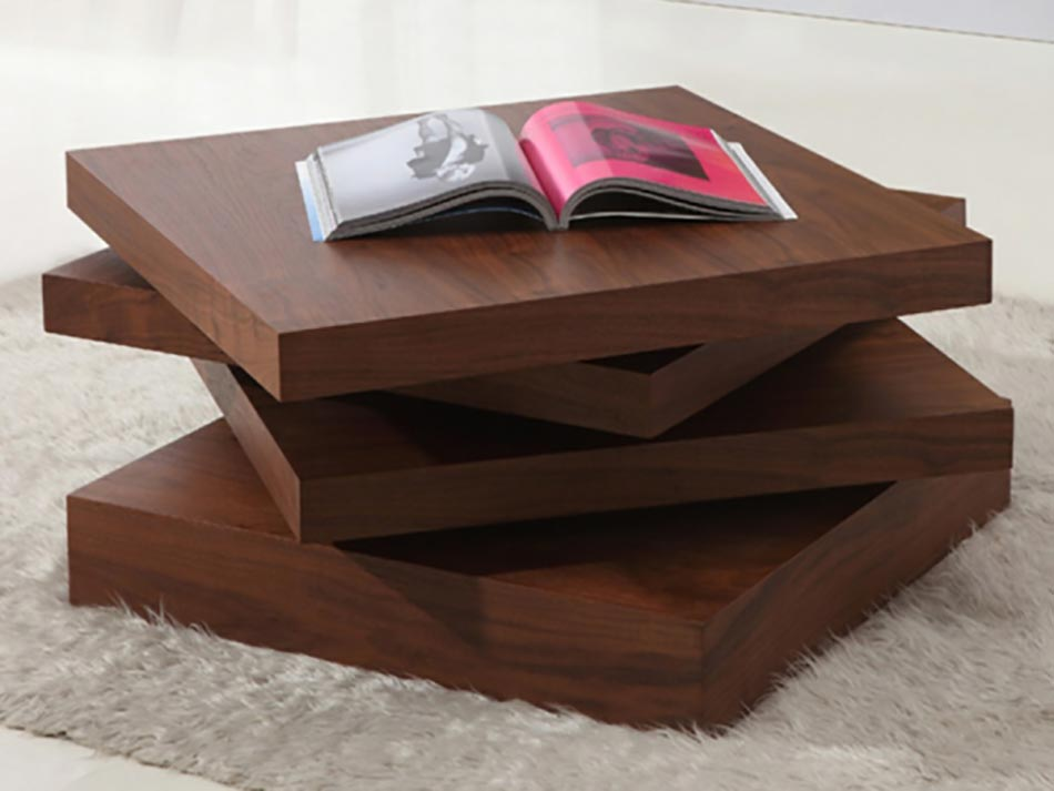 Table basse originale recup - Fabriquer table basse originale ...