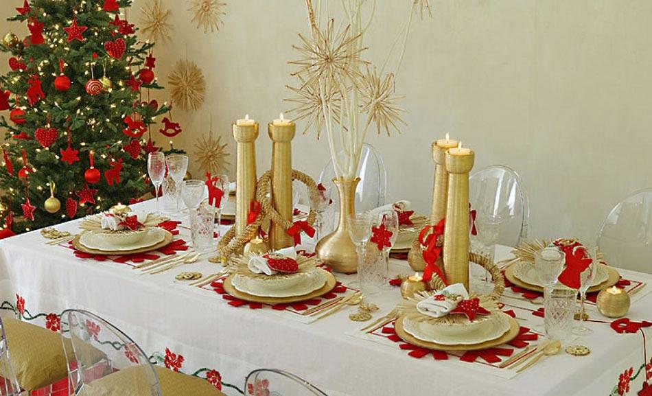 Ides De Dco Afin De Russir Une Belle Table De Fte Pour